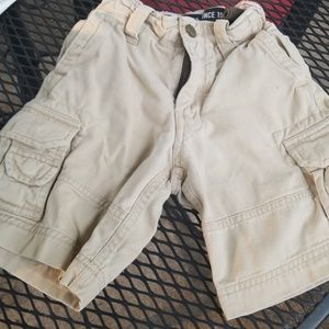 Gap cargo boys shorts size 5